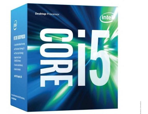 Processador Intel I5 7400 - Lga 1151. - Sétima Geração