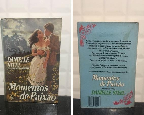 Livro (le): Steel, Danielle - Momentos De Paixão
