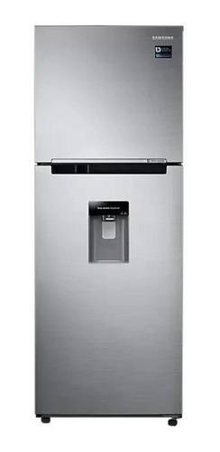 Imagen 1 de 4 de Heladera Inverter No Frost Samsung Rt29k577js8 Elegant Inox Con Freezer 299l 220v