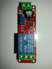 Rele Atraso/retardo 12v Arduino 0 A 10 Segundos X 2 Unds