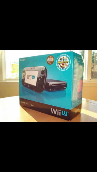 Nintendo Wii U Desb Na Caixa + De 100 Jogos