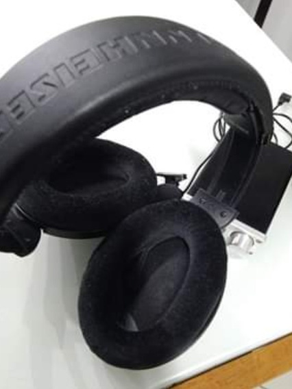 Fone Sennheiser Hd598se Com Mic E Amplificador