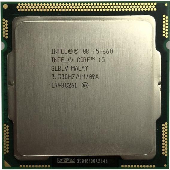 Processador Core I5-660 3.33ghz
