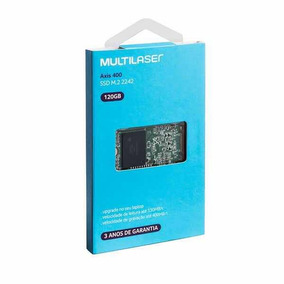 Ssd M.2 2242 120gb - Ss104 Multilaser Axis 400