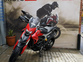 Ducati Hyperstrada 821 Roja 2015