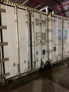 Contenedores Refrigerados Reefers 40p (precio X Unidad)