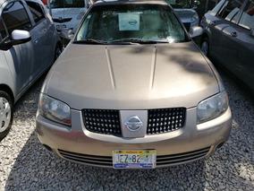 Nissan Sentra Gxe L1 5vel Aa Ee Mt 2006