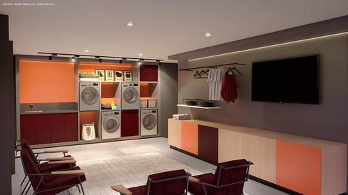Apartamento Para Venda Em São Paulo, Vila Pompéia, 1 Dormitório, 1 Suíte, 2 Banheiros, 1 Vaga - Cap3188_1-1430287