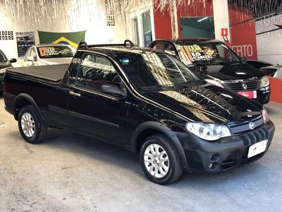 Fiat Strada 1.4 Fire Flex 2p - Direção Hidráulica