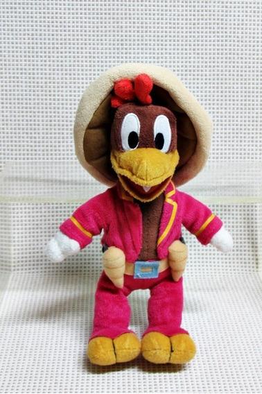 Panchito Caballeros Pato Donald Pelucia Disney Store 25cm Be