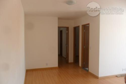 Imagem 1 de 22 de Apartamento Residencial À Venda, Cidade Morumbi, São José Dos Campos - Ap3118. - Ap3118