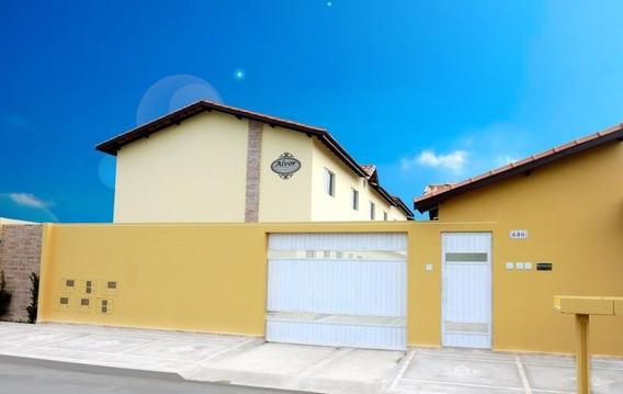 Casas 2 Quartos Para Venda Em Itanhaém, Umuarama, 2 Dormitórios, 1 Banheiro, 1 Vaga - 207_2-729017