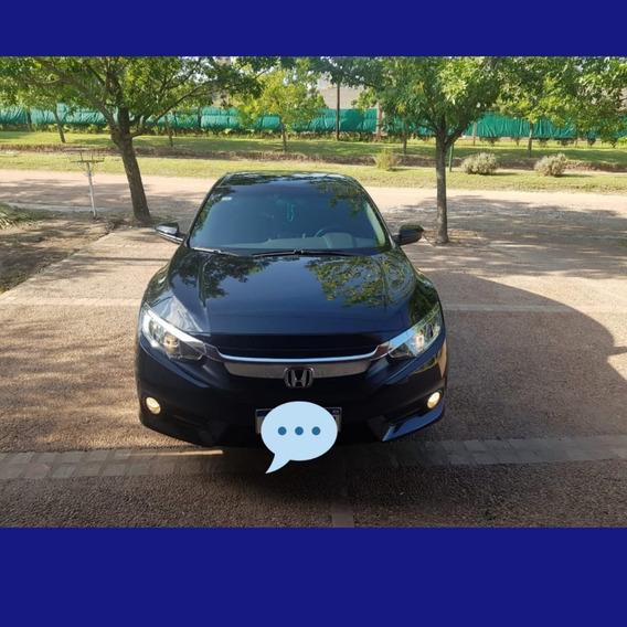 Honda Civic Automatico - Nuevo Excelente Estado