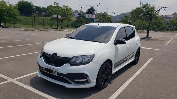 Renault Sandero 2.0 Rs Flex 5p 2017