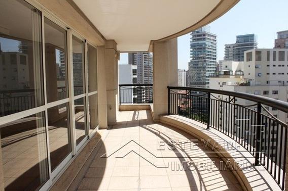Apartamento Residencial Para Locação, Moema, São Paulo - Ap7487. - Ap7487
