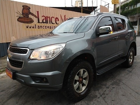 Gm Trailblazer Ltz 3.6 V6 Aut. 2013