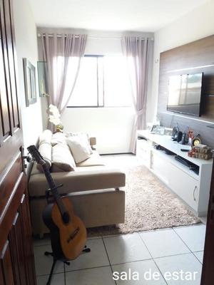 Apartamento Com 2 Dormitórios À Venda, 58 M² Por R$ 200.000 - Ap2373
