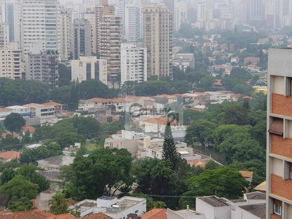 Lindo Apartamento Com Vista Para O Pacaembú E Pé Direito Duplo - Ap1241
