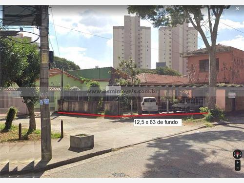 Terreno - Vila Alzira - Santo Andre - Sao Paulo    Ref.:  - 17600