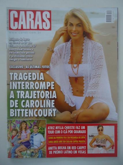 Caras #1330 Tragédia De Caroline Bittencourt