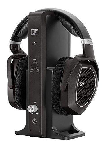 Fone De Ouvido Sennheiser Rs 185 Rf Wireless Headphone - P.e