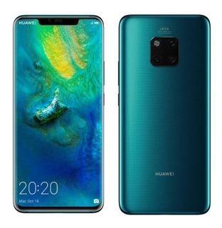 Huawei Mate 20 Verde Esmeralda 6gb 64gb Entrega Inmediata Nv