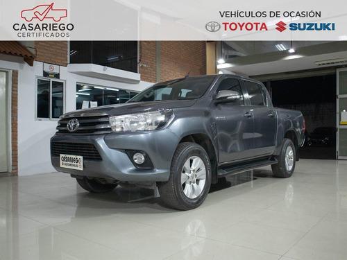 Toyota Hilux Sr 4x4 Diesel 2.5 2016 Excelente Estado