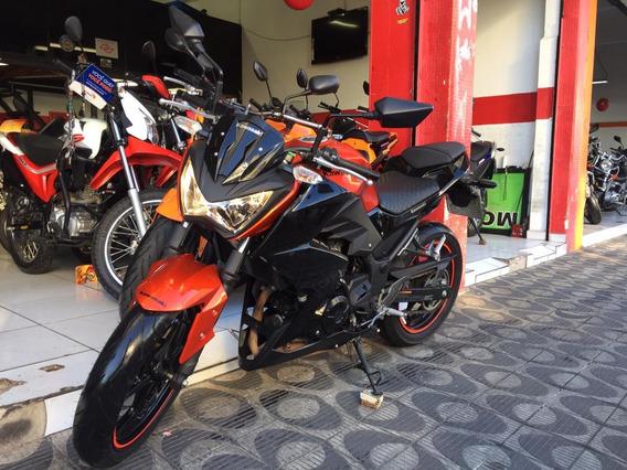 Kawasaki Z300 2018 Com Apenas 3.000 Km Shadai Motos