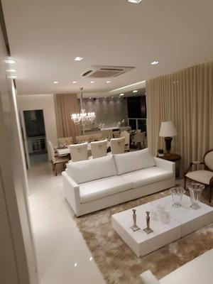 Apartamento Em Graciosa - Orla 14, Palmas/to De 145m² 3 Quartos À Venda Por R$ 859.000,00 - Ap95555