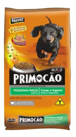 Comida Alimento Primocao Perros Adultos Raza Pequeña 1kg