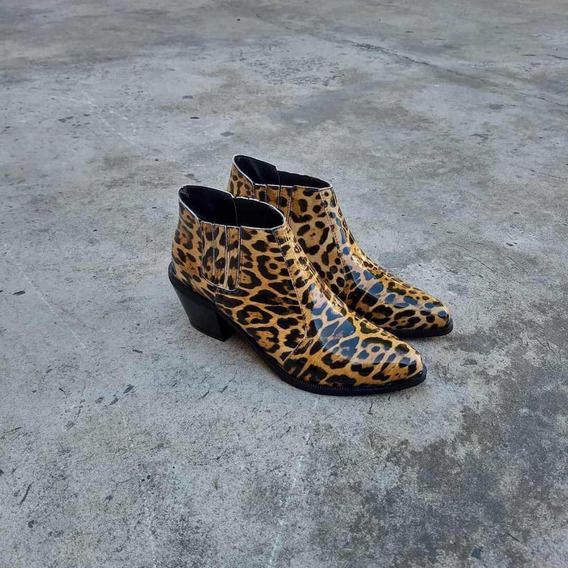 Botitas Reptil / Animal Print