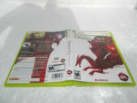 Dragon Age Origins - Para Xbox 360 - Mídia Física Completa