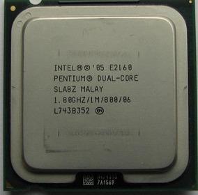 Processador Intel Pentium Dual Core E2160 775 Sla8z (7581)