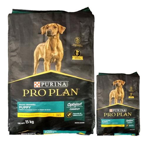 Comida Perro Cachorro Proplan Puppy 18 Kg + Envío Gratis