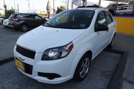 2013 Chevrolet Aveo Paq B 4 Cilindros factura Original