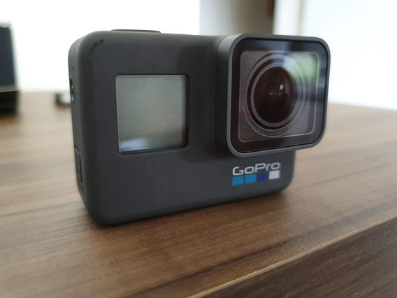 Câmera Digital Gopro Hero 6 Black + 64gb + Handgrip + Case