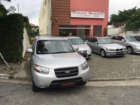 Hyundai Santa Fe 2.7 5l Aut. ( 2008/2008 ) Por R$ 38.499,99