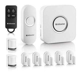 Alarma Wifi App Alfawise Smart Home Inalámbrica T-90