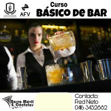 Cursos Básico Y Avanzado De Bar