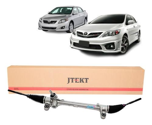 Caixa Direção Jtekt Eletrica Toyota Corolla 2010