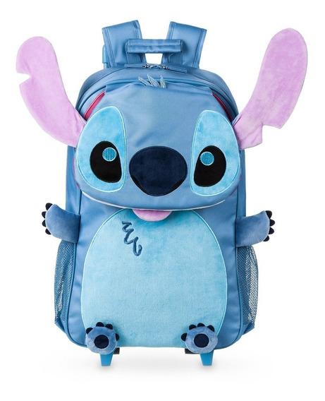 Mochila Carrito Disney Lilo Y Stitch Original Disney Store