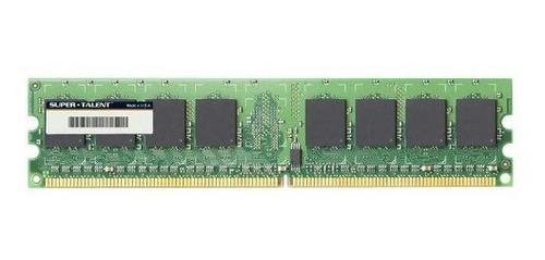 Memoria Ram 512mb Super Talent Ddr2-667 /64x8 T667ua512v - Bulk