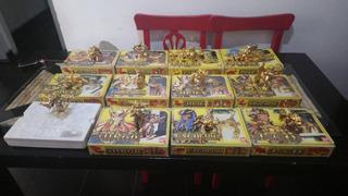 Caballeros Del Zodiaco, Saint Seiya, 12 Dorados