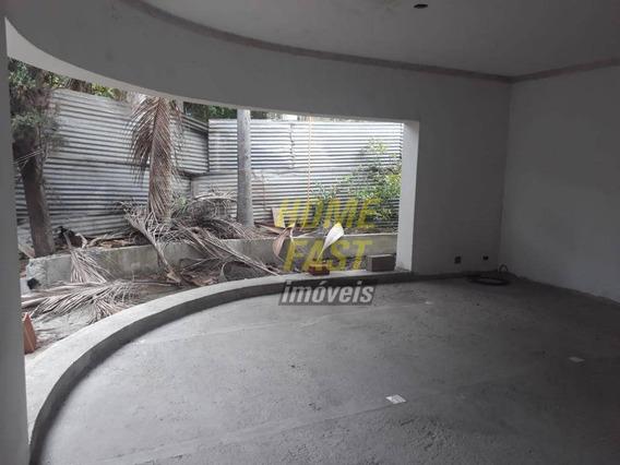Casa Com 4 Dormitórios À Venda, 490 M² Por R$ 1.300.000,00 - Vila Rosália - Guarulhos/sp - Ca0429