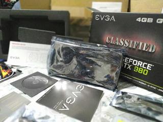Evga Gtx 980 Classified Edicion Limitada - Como Nueva