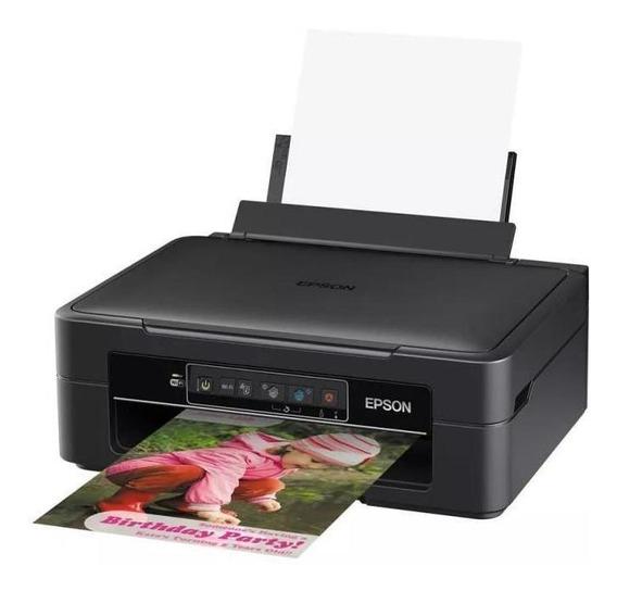 Impressora Multifuncional Epson Expression Xp-241 Wi-fi