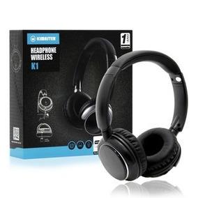 Headphone Kimaster K1 - Original - Bluetooth, Fm, Cartão Sd