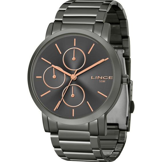 Relógio Lince Feminino Original Garantia Nota Lmy4568lg1gx