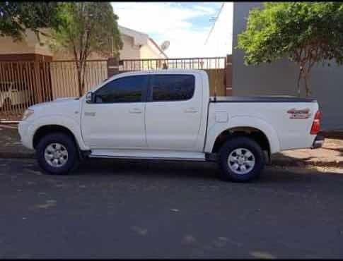 Imagem 1 de 7 de Toyota Hilux 2006 3.0 Srv Cab. Dupla 4x4 Aut. 4p