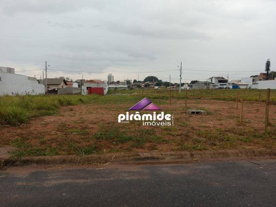 Terreno À Venda, 175 M² Por R$ 95.000,00 - Vila Bandeirantes - Caçapava/sp - Te1024